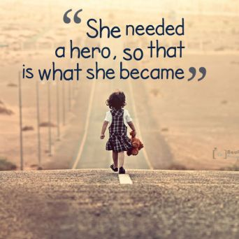Image result for be your own hero