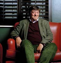 Stephen Fry at The Groucho Club, London, Britain - 06 Oct 2006